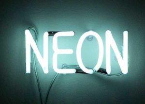 Bergui Insegne Neon