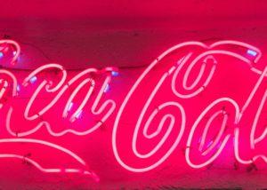 Neon Bergui Insegne CocaCola